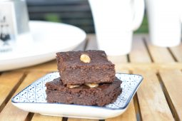 Süßkartoffel – Brownies